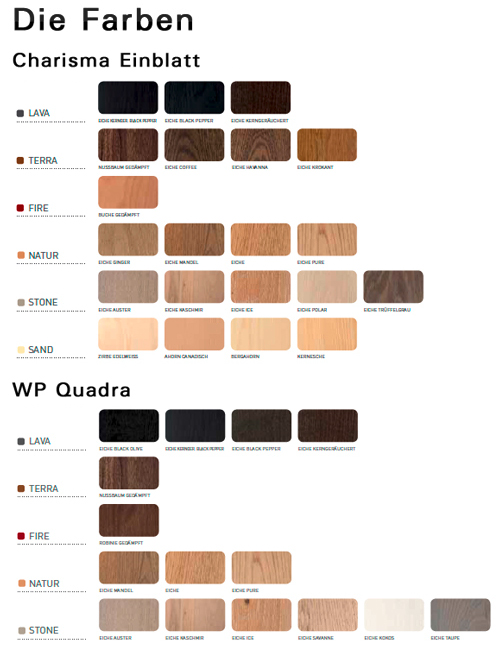 ZWEIK GmbH - Dielen-Optik-Farben - i-design