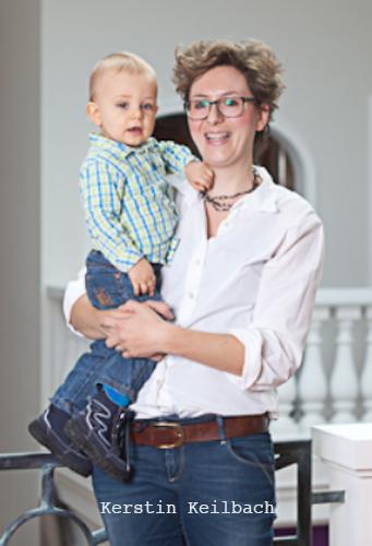 ZWEIK GmbH - Kerstin Keilbach mit Sohn