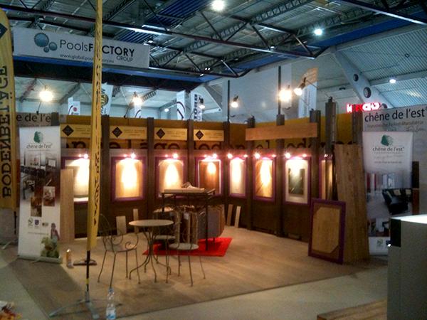 ZWEIK GmbH - Maimarkt-Stand 2016