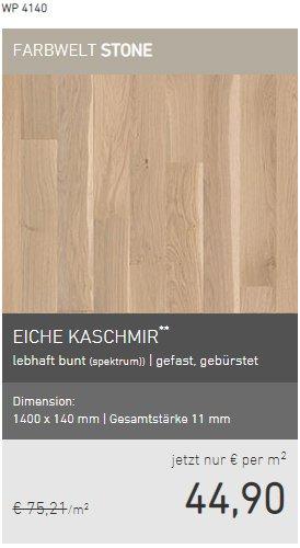 Eiche - Kaschmir