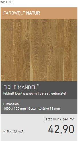 Eiche - Mandel