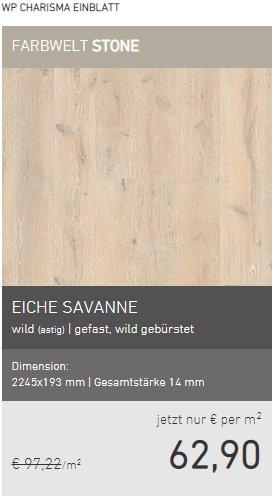 Eiche Savanne - wild