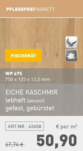 Parkett-Eiche-Kaschmir lebhaft-Angebot