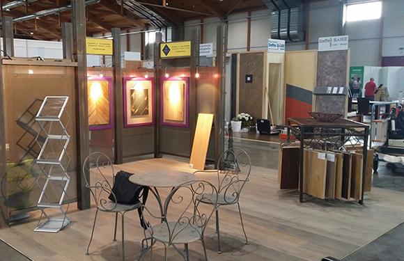 Die Ausstellungsräume der Firma ZWEIK